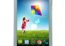 Ambrane A3-7 Plus 4 GB 7 inch with Wi-Fi+3G Tablet(White)