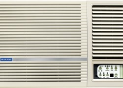 Blue Star 1.5 Ton 5 Star Window AC  – White(5W18LD, Copper Condenser)