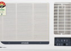 Croma 1.5 Ton 5 Star Window AC (CRAC1153 & Copper Condenser)