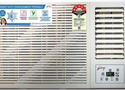 Godrej 1.5 Ton 5 Star Window AC (GWC 18DTC5-WSA & Copper Condenser)