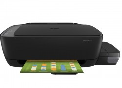 HP Ink Tank 310 Multi-function Color Printer(Black, Ink Bottle)