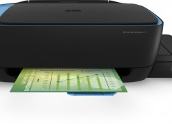 HP INK TANK WIRELESS 419 Multi-function WiFi Color Printer with Voice Activated Printing Google Assistant and Alexa