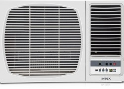 Intex 1.5 Ton 3 Star Window AC  – White(INW18CU3L-2W, Copper Condenser)