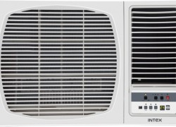 Intex 1.5 Ton 5 Star Window AC  – White(INW18CU5L-2W, Copper Condenser)