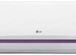 LG 1.0 Ton 3 Star Split Inverter AC  – White(JS-Q12BUXD, Copper Condenser)