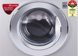 LG 7 kg 5 Star Fully Automatic Front Load with In-built Heater (FHM1207ZDL.ALSQEIL)
