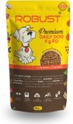 ROBUST Premium Daily Dog Food Chicken, Fish 1 kg Dry New Born, Young, Adult Dog Food