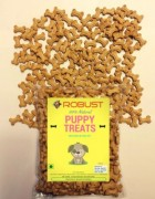 ROBUST Puppy Treats Milk 0.8 kg Dry Young Dog & Cat Food