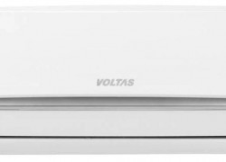 Voltas 1.5 Ton 2 Star Split AC  – White(182 SZS, Copper Condenser)